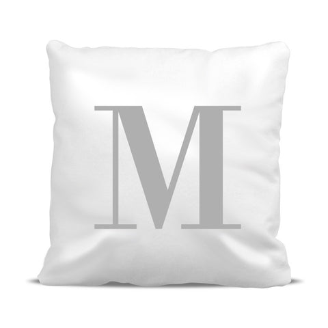 Initial Classic Cushion Cover