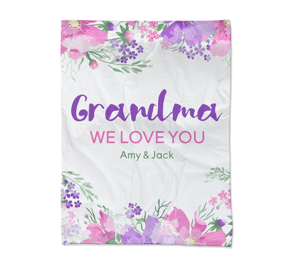 Grandma Blanket - Medium