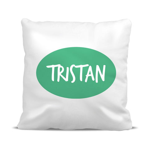 Boy Name Cushion Cover