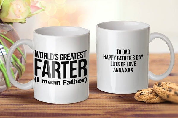 Father's Day Mugs