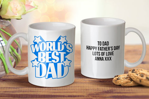 World's Best Dad Mug