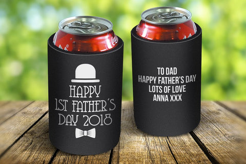 First Father's Day Drink Cooler