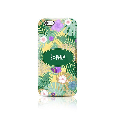 Tropical Phone Case - Apple iPhone