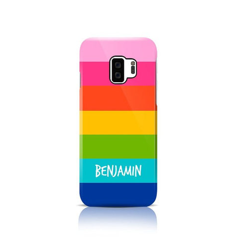Colourful Phone Case - Samsung Galaxy S8