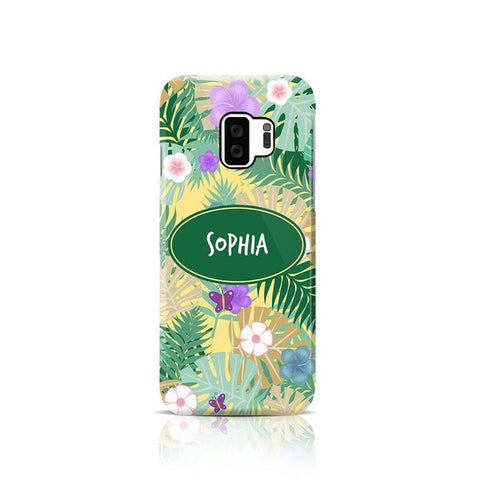 Tropical Phone Case - Samsung Galaxy S8