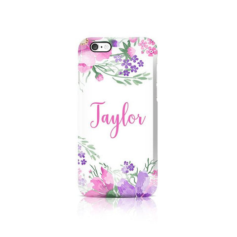 Secret Garden Phone Case - Apple iPhone 6 & 6S