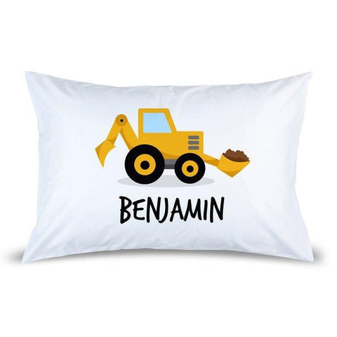 Little Digger Pillow Case