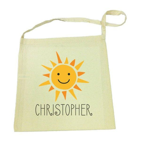 Sunshine Calico Tote Bag