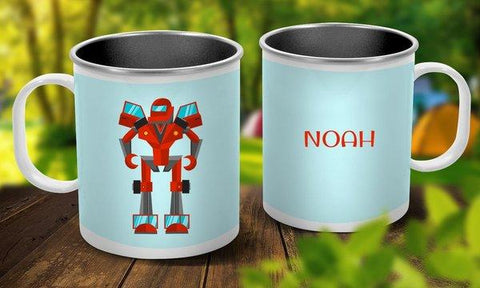 Robot Outdoor Mug