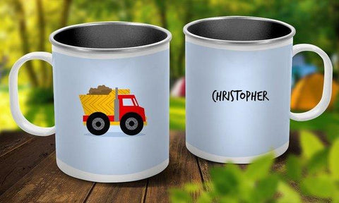 Truck Outdoor Mug (Temporary Out of Stock)