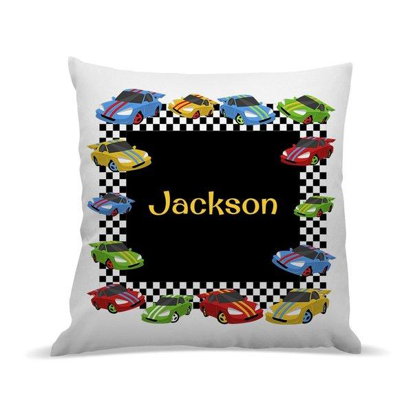 Race Cars Premium Cushion Cover