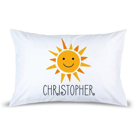 Sunshine Pillow Case