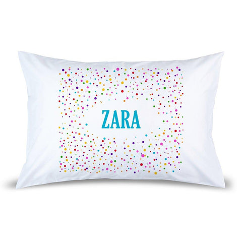 Confetti Pillow Case