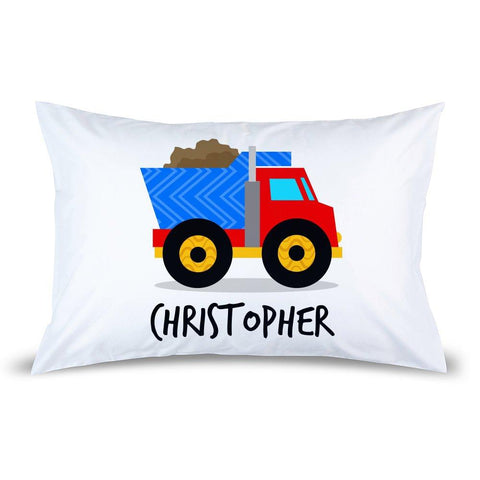 Truck Pillow Case