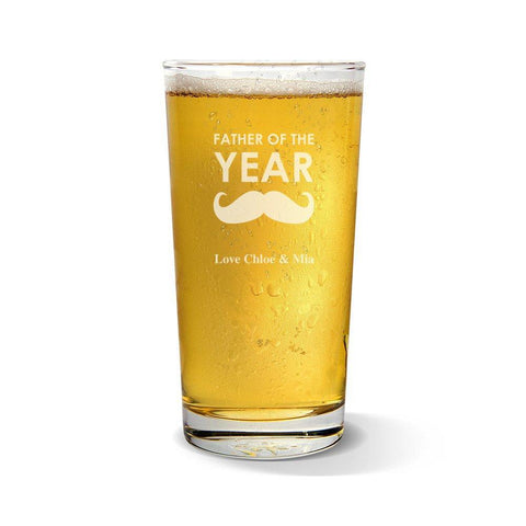 Year Pint Glass