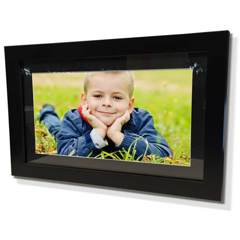 "15x21"" Black Frame with Black Border (9x15"" Print)"