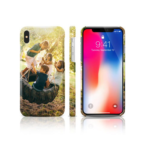 iPhone X - 3D Wrap Phone Cover