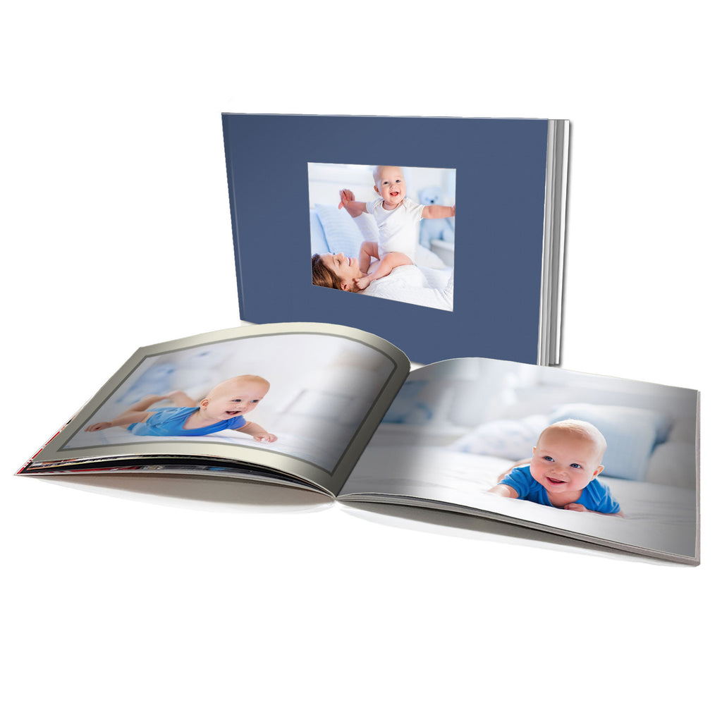 "5 x 7""  Classic Standard Soft Cover Photo Book"