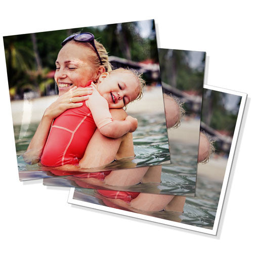 "6 x 6"" Square Digital Photo Print"