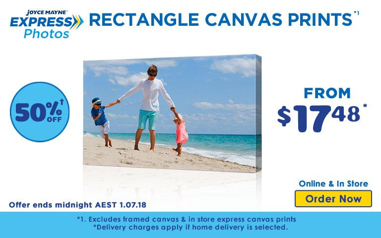 Home Panoramic Canvas Prints Offer - Ends 4.02.18