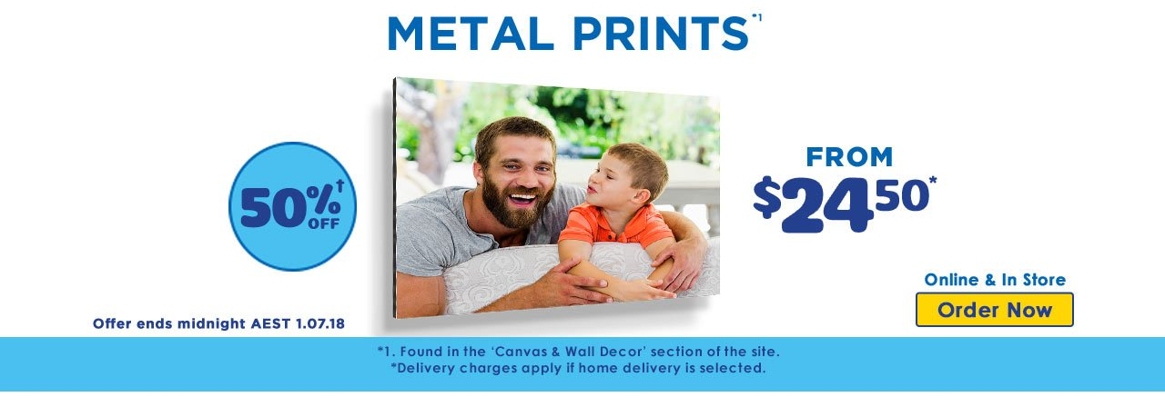 Home Glass Prints offer - ends 3.06.18