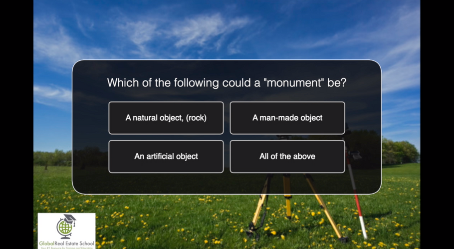 Can you answer this definition about a monument?  Test your knowledge on this video.