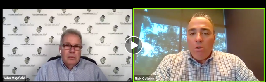 My Interview with Rick Colburn, Berkshire Hathaway Home Services Select in St. Louis, MO