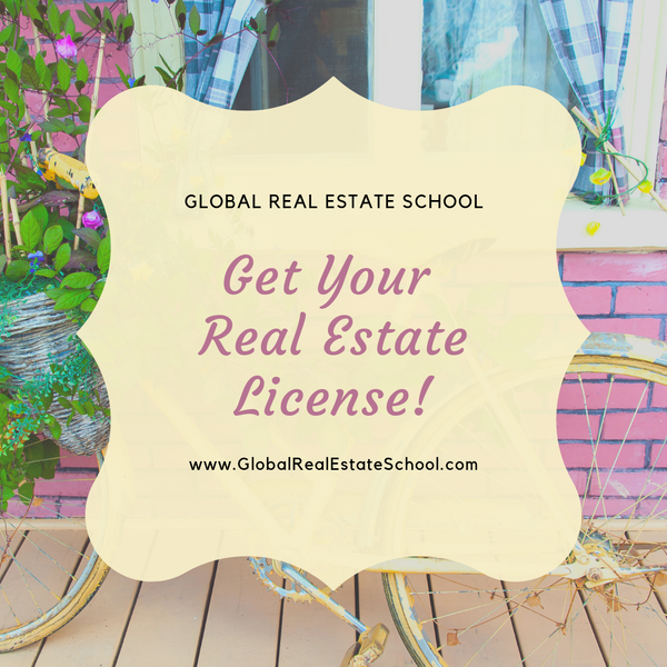 Get Your Real Estate License Today!