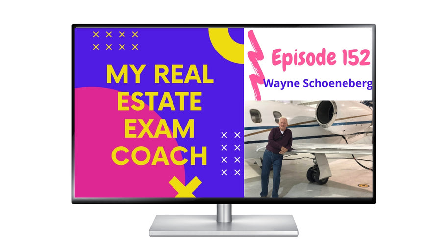 My interview with attorney and real estate coach, Wayne Schoeneberg