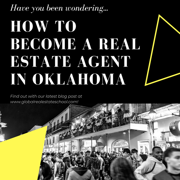 How to become a Realtor in Oklahoma
