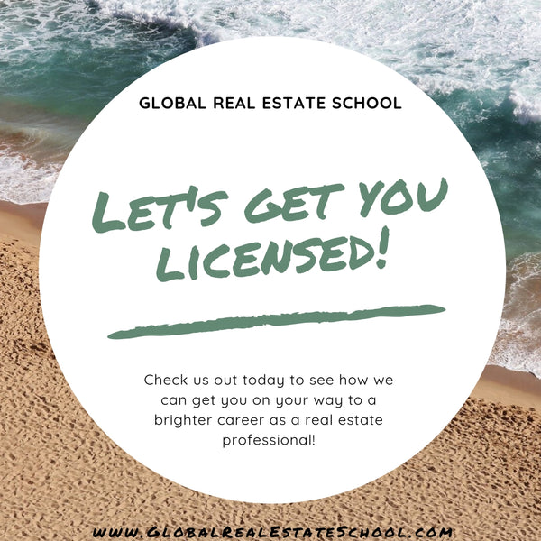 Ready to get your real estate license?