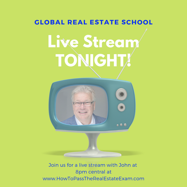 Join us tonight for a FREE live stream session!