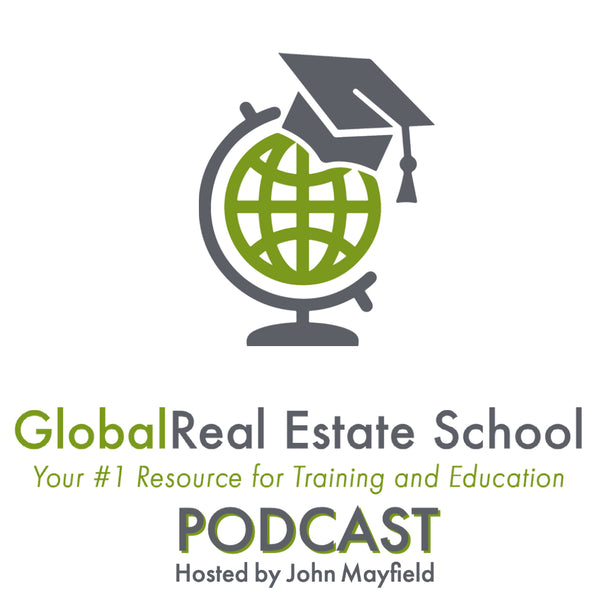 How you can pay your mortgage off sooner. Find out how on Today's podcast from Global Real Estate School!