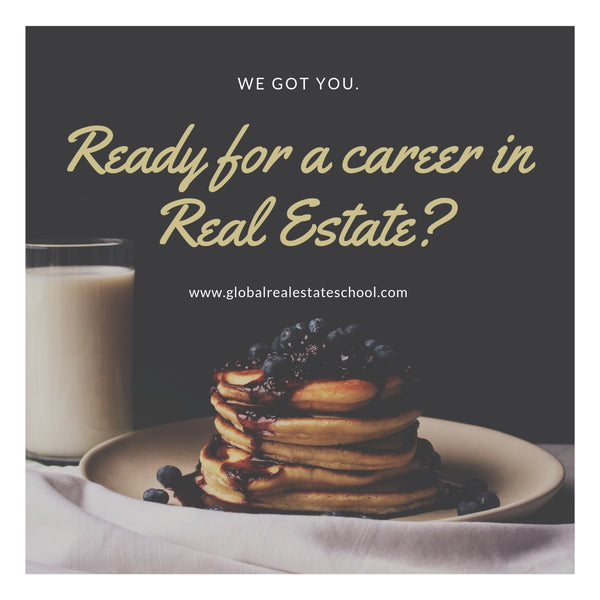 Ready for a career in real estate?