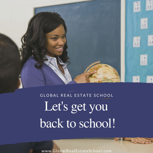 Let's get you back to school!
