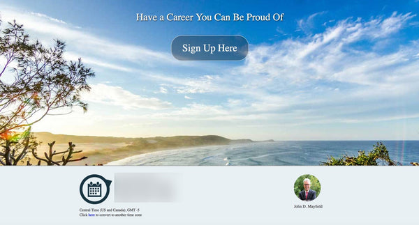Watch a Webinar to find out about a career in real estate