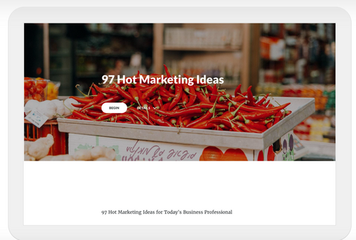 97 Hot Real Estate Marketing Ideas