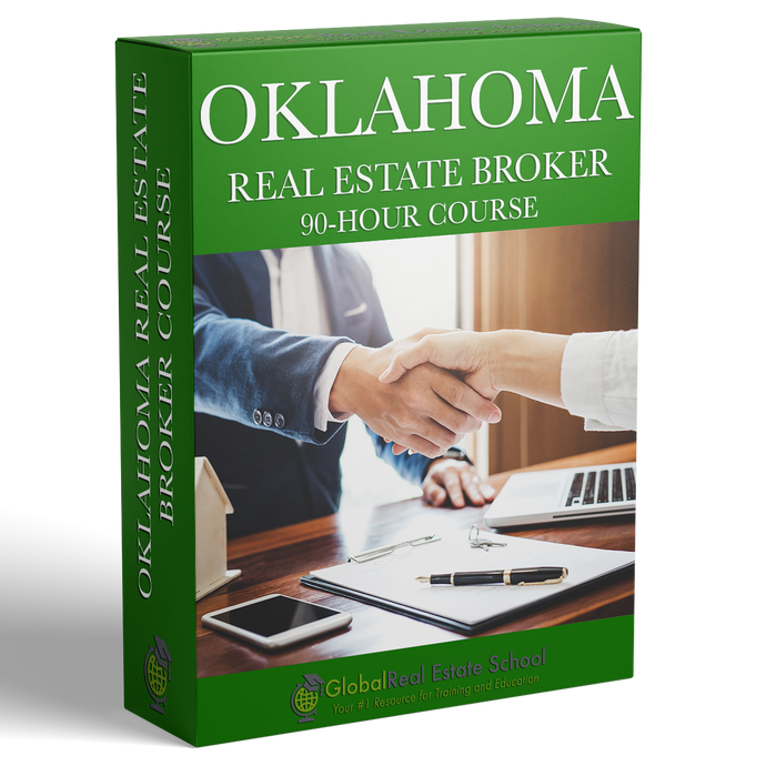 90-Hour Oklahoma Brokers License Course