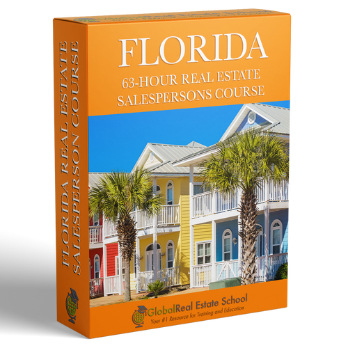 Florida 63-Hour Salesperson's Course
