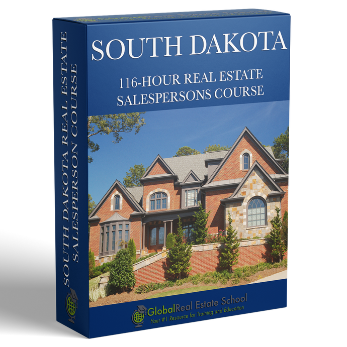 South Dakota Real Estate Course