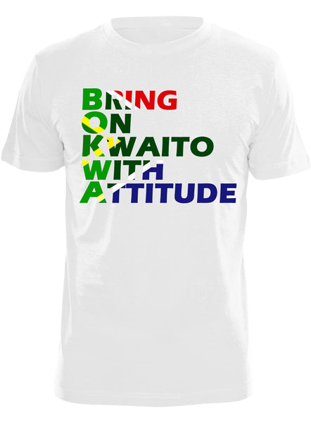 Bring on Kwaito with Attitude