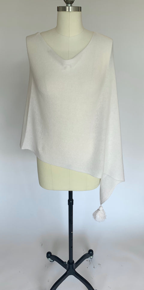 Luxurious Cashmere Poncho