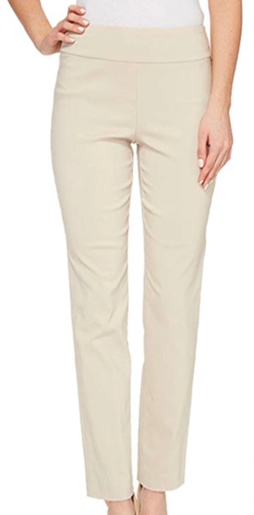 Stone Pull On Ankle Pant