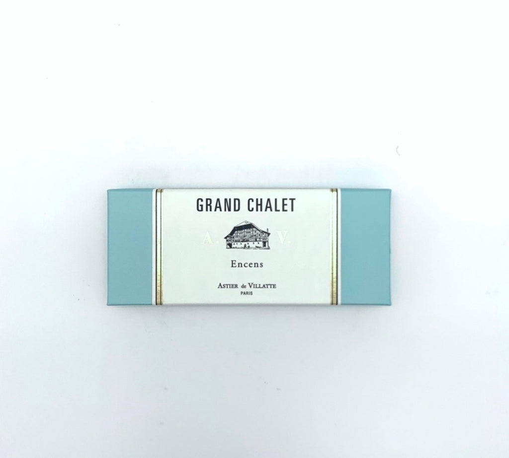 Astier De Villatte Grand Chalet Incense Sticks