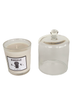 Astier De Villatte Glass Candle Cloche