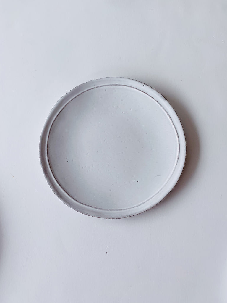 Astier de Villatte Simple Side Plate