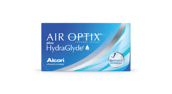 Promoción 2 Cajas por Alcon Air Optics HydraGlyde + Opti - Free 60 Ml