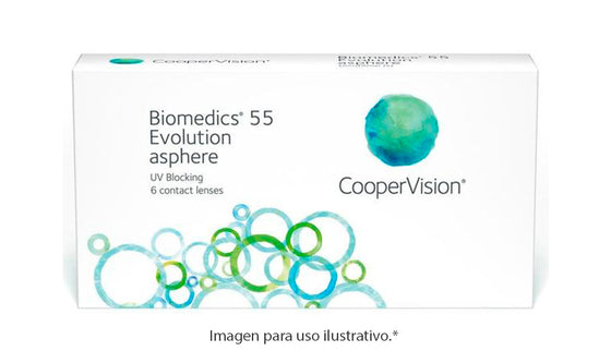 BioMedics 55 Evolution Asphere