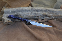 Purple Haze Kirinite, Narrow carver