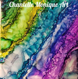 Ink and Drink workshop with Chantelle